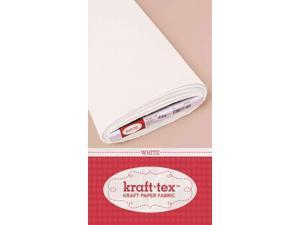 Kraft-Tex Bolt 19-Inch X 10 Yards, White