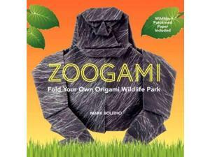 Zoogami: Fold Your Own Origami Wildlife Park