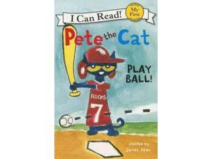 Play Ball! (My First I Can Read)
