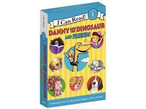 Danny and the Dinosaur and Friends I Can Read, Level 1 BOX ORG Scotton, Rob/ Parish, Herman/ O'Connor, Jane/ Henkes, Kevin/ Gilman, Grace