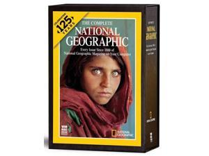 The Complete National Geographic BOX MAC WI National Geographic Society (U. S.)