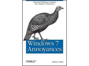 Windows 7 Annoyances Karp, David A.