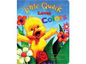 Little Quack Loves Colors (Super Chubbies)