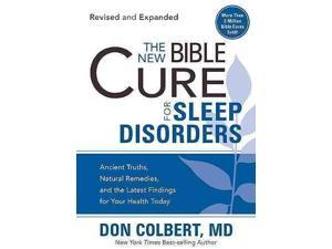 The New Bible Cure for Sleep Disorders Colbert, Don