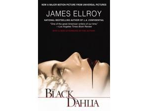 The Black Dahlia Reissue Ellroy, James