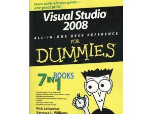 Visual Studio 2008 All-In-One Desk Reference For Dummies (For Dummies)