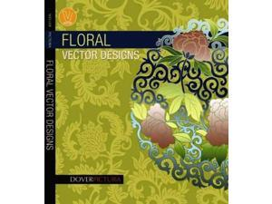 Floral Vector Designs (Dover Pictura Vector Designs)