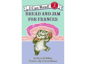 Bread and Jam for Frances (I Can Read. Level 2)