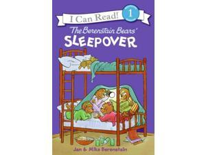 The Berenstain Bears' Sleepover I Can Read. Level 1 Berenstain, Jan/ Berenstain, Mike