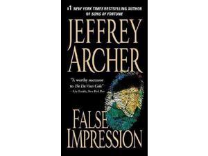 False Impression Reprint Archer, Jeffrey