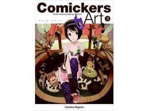 Comickers Art 3 Comickers Magazine (Corporate Author)