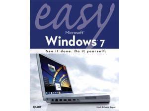 Easy Microsoft Windows 7 (Que's Easy Series)