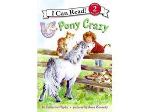 Pony Scouts: Pony Crazy (I Can Read)
