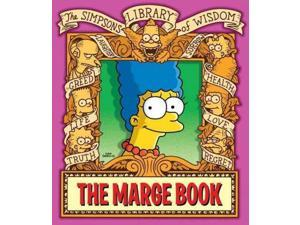 The Marge Book The Simpsons Library of Wisdom Original Groening, Matt