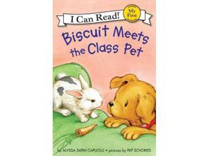Biscuit Meets the Class Pet (Biscuit My First I Can Read)