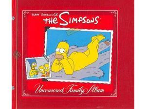 The Simpsons Uncensored Family Album Simpsons Groening, Matt