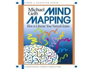 Mind Mapping Abridged Gelb, Michael J.