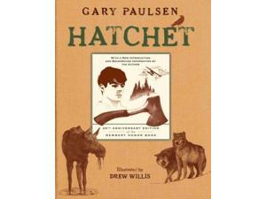 Hatchet 20 ANV Paulsen, Gary/ Willis, Drew (Illustrator)