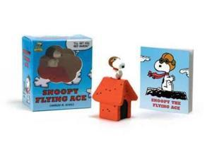 Snoopy the Flying Ace Mega Mini Kits BOX NOV MI Peanuts Worldwide Llc (Corporate Author)