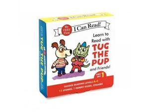 Learn to Read With Tug the Pup and Friends! Set 1 My Very First I Can Read! BOX Wood, Julie M./ Braun, Sebastien (Illustrator)