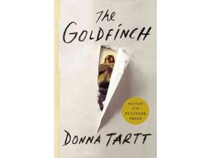 The Goldfinch: A Novel (Pulitzer Prize for Fiction) First Edition edition Donna Tartt
