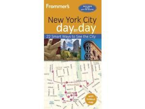 Frommer's Day by Day New York City (Frommer's Day by Day New York)