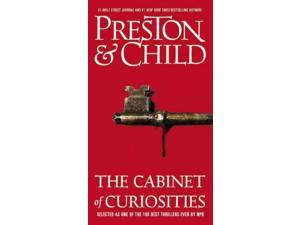The Cabinet of Curiosities (Pendergast)