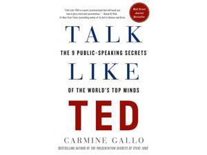 Talk Like TED Gallo, Carmine