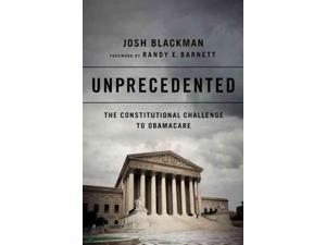 Unprecedented 1 Blackman, Josh/ Barnett, Randy E. (Foreward By)