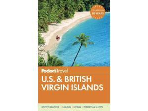 Fodor's U.S. & British Virgin Islands (Fodor's US and British Virgin Islands)