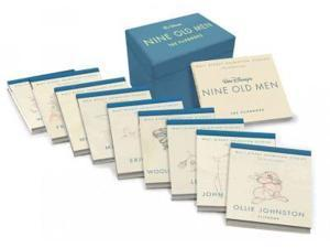 Walt Disney's Nine Old Men The Flipbooks (Walt Disney Animation Studios, the Archive Series)