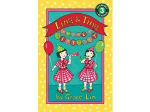 Ling & Ting Share a Birthday Passport to Reading Reprint Lin, Grace