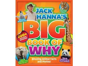 Jack Hanna's Big Book of Why Animals (Big Book of Why)