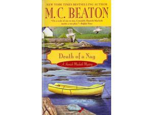 Death of a Nag Hamish Macbeth Mysteries Reissue Beaton, M. C.