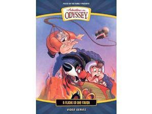 A Flight to the Finish (Adventures in Odyssey)