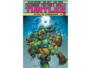 Teenage Mutant Ninja Turtles 11: Attack on Technodrome (Teenage Mutant Ninja Turtles)