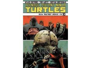 Teenage Mutant Ninja Turtles 10: New Mutant Order (Teenage Mutant Ninja Turtles)