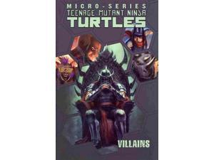 Teenage Mutant Ninja Turtles 2: Villains (Teenage Mutant Ninja Turtles)