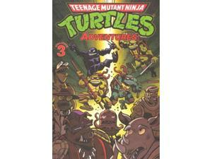 Teenage Mutant Ninja Turtles Adventures 3 (Teenage Mutant Ninja Turtles Adventures)