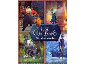 Rise of the Guardians Worlds of Wonder (Dreamworks)