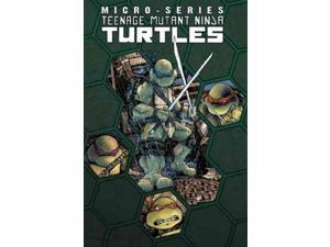 Teenage Mutant Ninja Turtles Micro-Series 1 (Teenage Mutant Ninja Turtles Micro-Series)