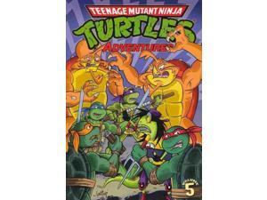 Teenage Mutant Ninja Turtles Adventures 5 (Teenage Mutant Ninja Turtles Adventures)