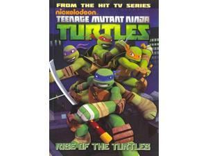 Teenage Mutant Ninja Turtles 1: Rise of the Turtles (Teenage Mutant Ninja Turtles)