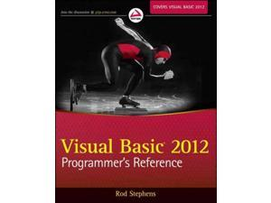 Visual Basic 2012 Stephens, Rod