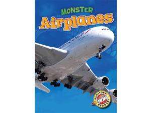 Monster Airplanes Blastoff Readers.