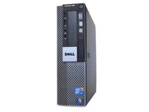 Refurbished: Dell Optiplex 980 SFF Desktop, Intel i5 3.2Ghz, 8GB DDR3 RAM, 1TB Hard Drive, DVD, Windows 7