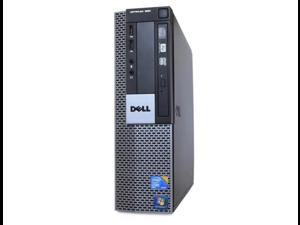 Refurbished: Dell Optiplex 980 SFF Desktop, Intel i5 3.2Ghz, 8GB DDR3 RAM, 1TB Hard Drive, DVD, Windows 7