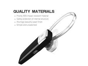 KINGDO  Baseus Bluetooth Headset Wireless Stereo Running Earphone with Mic Music for iPhone / Android Monbile phone/ mp3/mp4