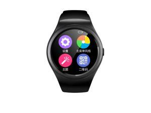 KINGDO  V365 Smart Watch With Heart Rate Monitor For Andriod IOS Watch  Touch Screen Bluetooth Pedometer Smartwatch Support Micro SIM TF Card