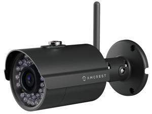 Amcrest IP2M-842 ProHD Outdoor 1080P WiFi Wireless IP Security Bullet Camera - IP66 Weatherproof, 1080P ...